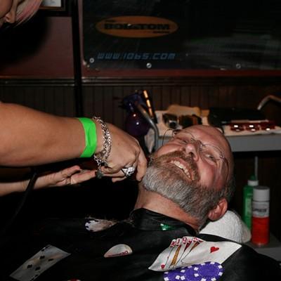 Beards BeCause, 12/05/08