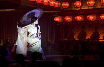 BEAUTY IN THE EYE OF THE ACADEMY The visually opulent Memoirs of a Geisha, starring Ziyi Zhang, earned six nominations in technical categories. - DAVID JAMES / COLUMBIA