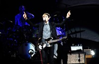 Live review: Beck, Uptown Amphitheatre (7/11/2014)