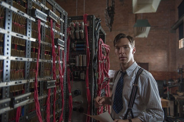 Benedict Cumberbatch in The Imitation Game (Photo: The Weinstein Co.)