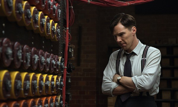Benedict Cumberbatch in The Imitation Game (Photo: Anchor Bay and The Weinstein Company)