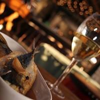 BEST APPETIZER: Sardines en Escabeche at Las Ramblas