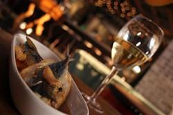 CATALINA KULCZAR-MARIN - BEST APPETIZER: Sardines en Escabeche at Las Ramblas