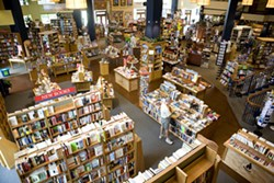 PHOTO BY ANGUS LAMOND - BEST CHAIN BOOKSTORE: Joseph-Beth Booksellers