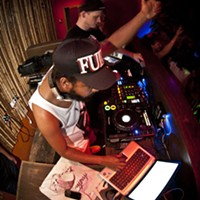 BEST CLUB FOR MUSIC: Dharma Lounge