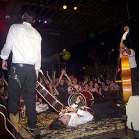 BEST CONCERT OF PAST 12 MONTHS: Avett Brothers New Years Eve Gig