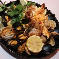 BEST EUROPEAN (OTHER THAN ITALIAN): Tria Terra Restaurant Tapas & Bar