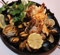 PHOTO BY CATALINA KULCZAR-MARIN - BEST EUROPEAN (OTHER THAN ITALIAN): Tria Terra Restaurant Tapas & Bar