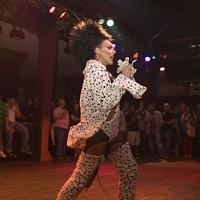 BEST GAY/LESBIAN BAR & BEST-LOOKING      BAR STAFF: Scorpio