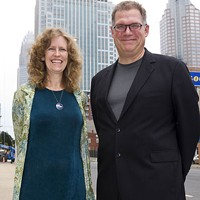 BEST LOCAL NEWSPAPER REPORTER and BEST LOCAL TV NEWS REPORTER: Ann Doss Helms, Charlotte Observer and Stuart Watson, WCNC