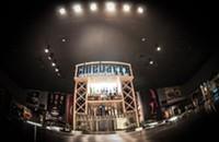 Best Movie Theater Lobby