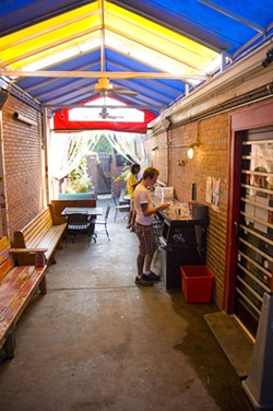 NGOZI FULLER PHOTOGRAPHY - BEST NEIGHBORHOOD BAR & BEST BAR/RESTAURANT PATIO: Common Market