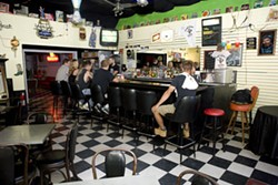 PHOTO BY ANGUS LAMOND - BEST NEIGHBORHOOD BAR & BEST DIVE BAR: The Thirsty Beaver Saloon