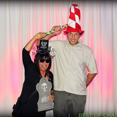 Best of Charlotte party: The Photobooth