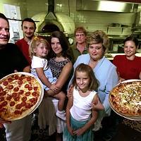 BEST PIZZA Luisa's Brick Oven