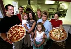 RADOK - BEST PIZZA Luisa's Brick Oven