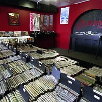 BEST PLACE TO BUY CDS Lunchbox Records