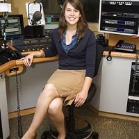 BEST RADIO PERSONALITY: Lisa Miller, WFAE