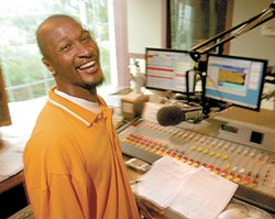 BEST RADIO PERSONALITY No Limit Larry - RADOK