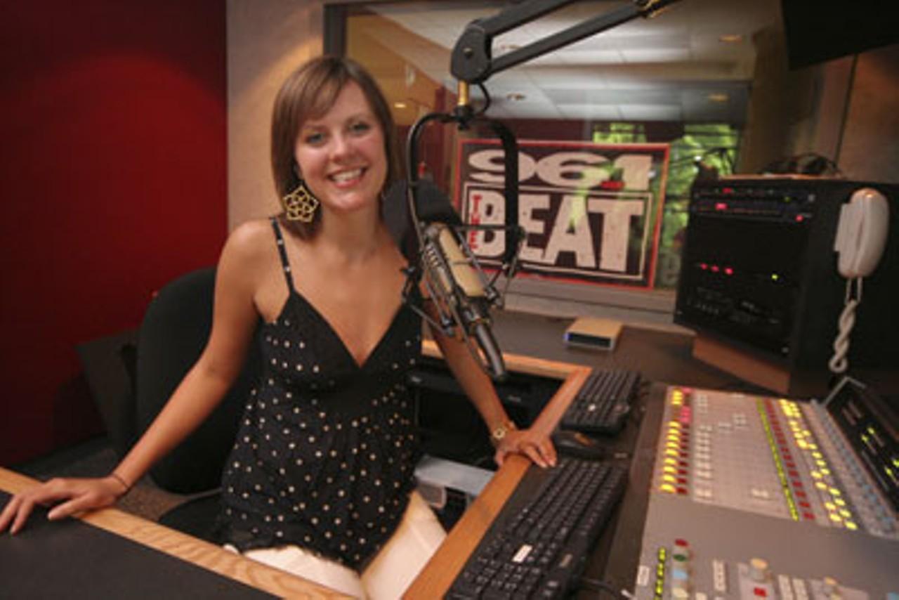 Best Radio Personality Sarah Lee 961