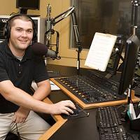 BEST RADIO PERSONALITY: Scott Graf, WFAE