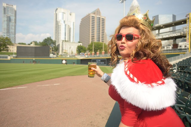 Best Reason to Spend $60 Watching Triple A Baseball: Charlotte Knights
