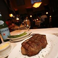 BEST STEAK HOUSE: Ruths Chris Steak House