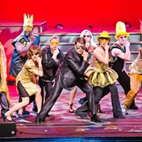 "Best Theater Parody of ""Gangnam Style"""
