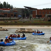 BEST THING TO SHOW OFF TO OUT-OF-TOWN GUESTS: Whitewater Rafting Center