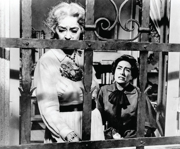 Bette Davis and Joan Crawford in What Ever Happened to Baby Jane? (Photo: Warner Bros.)