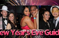 BIG LIST: New Year's Eve 2013 parties in Charlotte