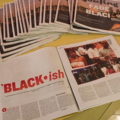 Blackish: The Social Event and Conversation at Levine Museum, 11.24.14