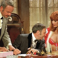 Blazing Saddles, White Zombie, Wild at Heart among new home entertainment titles