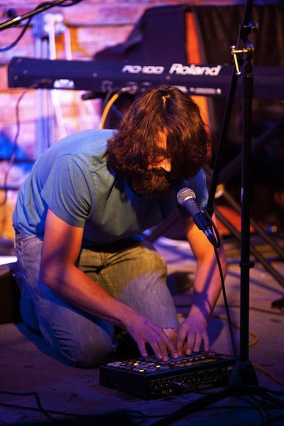 Bless These Sounds Under the City at Evening Muse on June 24, 2013.