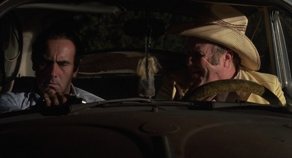Blood Simple screens at ImaginOn on Saturday.