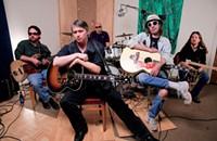 Bloodkin at the Visulite tonight (5/11/2012)