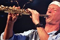 WWW.BILLEVANSSAX.COM - BLOW HARD: Bill Evans toots his own horn.