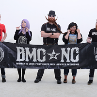 BMCofNC Charlotte chapter members, from left: Patrick Tobin, Rebecca Jackson, Brian Quein, Meghan Baker and Tim Theyson