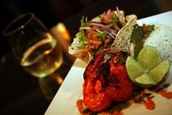 CATALINA KULCZAR - BODHISATTVA: Shrimp rangoli