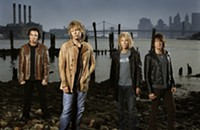 Bon Jovi playing Time Warner Cable Arena tonight (3/5/13)