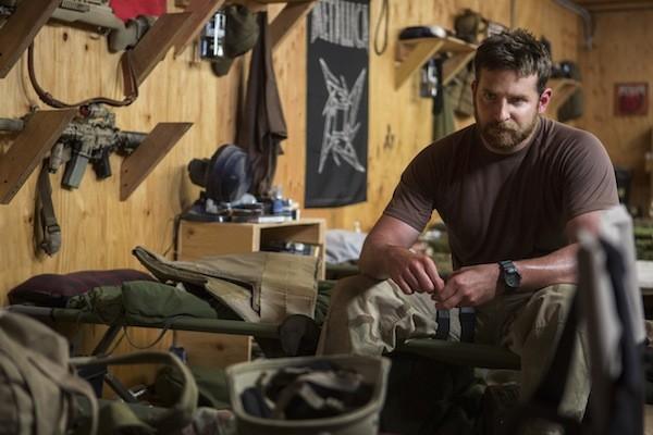 Bradley Cooper in American Sniper (Photo: Warner Bros.)