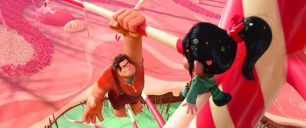 BRANCHING OUT: Ralph tries his oversized hand at other games in Wreck-It Ralph. (Photo: Disney)