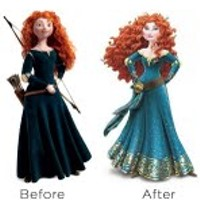 Brave character's sexist 'remake' triggers outrage