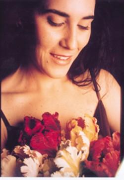 CLAUDIA FEIJO - Brazilian jazz vocalist, Monica Salmaso