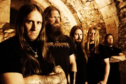 BREAK YO NECK: Amon Amarth