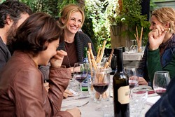 SONY - BREAKING BREADSTICKS: Julia Roberts in Eat Pray Love