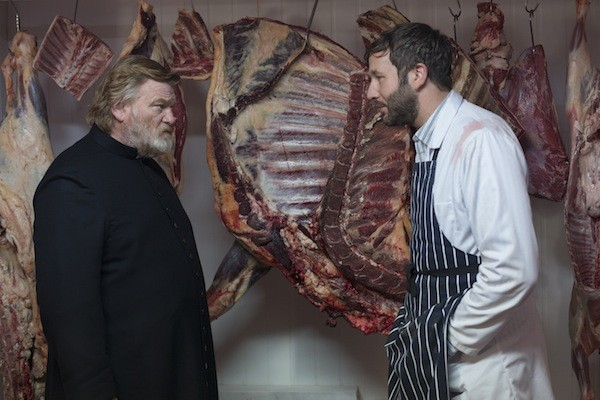 Brendan Gleeson and Chris O'Dowd in Calvary (Photo: Fox Searchlight)