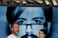 Theater reviews: <i>1984</i> and <i>2 Across</i>