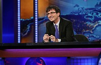 Brit wit John Oliver offers satiric spin on U.S. politics