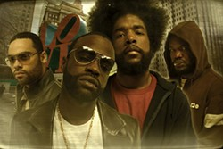 COURTESY DEF JAM - Brotha luv: The Roots